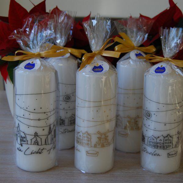 Kerzen aus Straelen für Karunai