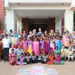 Förderer und Unterstützer auf Indienreise in Karunai